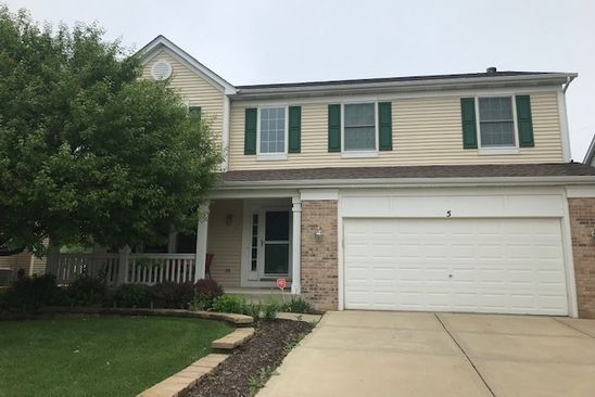 4 bed 3 bath Single Family at 5 Thorndale Ct South Elgin, IL, 60177 is for sale at 344k - google static map