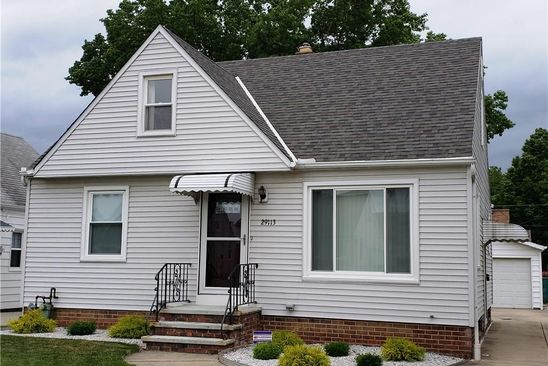 3 bed 1 bath Single Family at 29113 WEBER AVE WICKLIFFE, OH, 44092 is for sale at 93k - google static map