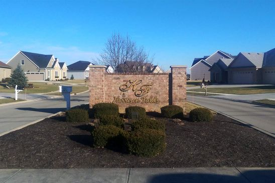 null bed null bath Vacant Land at 15122 Harrison Fields Blvd Fort Wayne, IN, 46814 is for sale at 54k - google static map