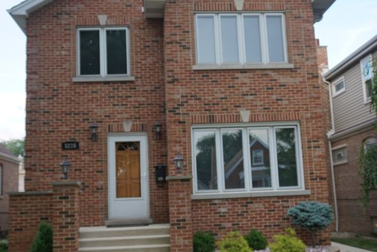 3 bed 3 bath Single Family at 5235 S MERRIMAC AVE CHICAGO, IL, 60638 is for sale at 435k - google static map