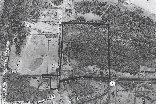 null bed null bath Vacant Land at  Cameron Rd Uniontown, AR, 72955 is for sale at 112k - google static map
