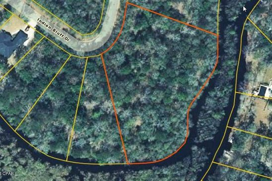 null bed null bath Vacant Land at 5320 Indian Bluff Dr Youngstown, FL, 32466 is for sale at 39k - google static map