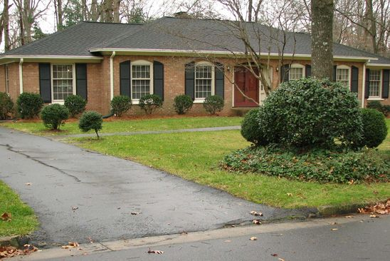 4 bed 3 bath Single Family at 3514 BROADSWORD RD WINSTON SALEM, NC, 27104 is for sale at 279k - google static map