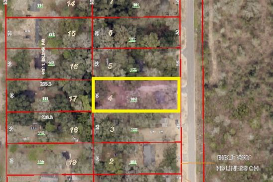 2 bed 1 bath Single Family at 13053 LYMON LN FOLEY, AL, 36535 is for sale at 23k - google static map