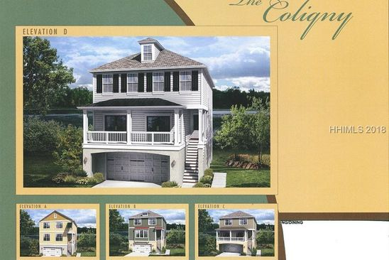 3 bed 3 bath Single Family at 34 Hammock Oaks Cir Hilton Head Island, SC, 29926 is for sale at 454k - google static map