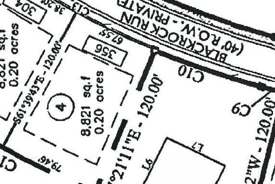null bed null bath Vacant Land at 356 Blackrock Run Loudon, TN, 37774 is for sale at 90k - google static map