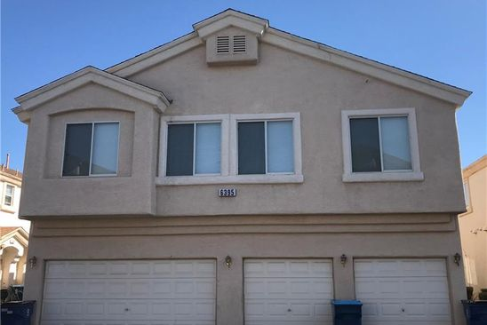 2 bed 2 bath Townhouse at 6395 Rusticated Stone Ave Henderson, NV, 89011 is for sale at 175k - google static map