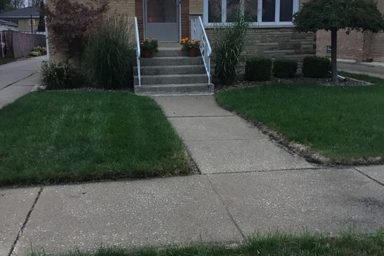 4 bed 1 bath Single Family at 616 BUFFALO AVE CALUMET CITY, IL, 60409 is for sale at 90k - google static map
