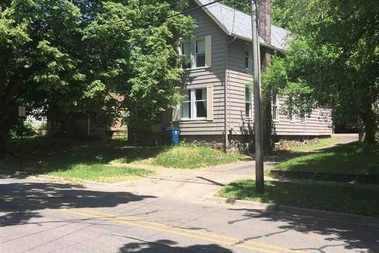 3 bed 1.5 bath Single Family at 407 4TH ST JACKSON, MI, 49201 is for sale at 76k - google static map