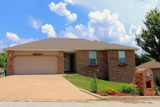 3 bed 2 bath Single Family at 340 Aven Ave Sparta, MO, 65753 is for sale at 140k - google static map
