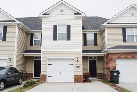 3 bed 3 bath Townhouse at 28 STRATUM WAY HAMPTON, VA, 23661 is for sale at 155k - google static map
