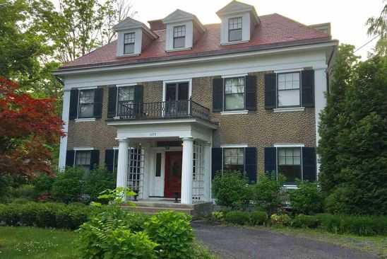 6 bed 4 bath Single Family at 1173 Wendell Ave Schenectady, NY, 12308 is for sale at 319k - google static map