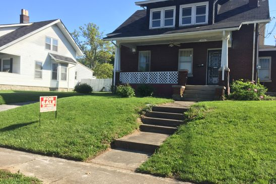 4 bed 2 bath Single Family at 525 SHELBY ST LEXINGTON, KY, 40505 is for sale at 80k - google static map