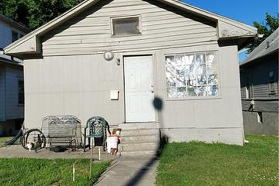 2 bed 1 bath Single Family at 1023 SPRUCE AVE KANSAS CITY, MO, 64127 is for sale at 50k - google static map