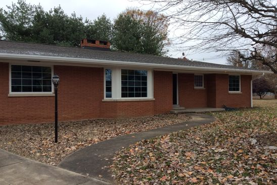 3 bed 2 bath Single Family at 1907 N MEADOW RD EVANSVILLE, IN, 47715 is for sale at 195k - google static map