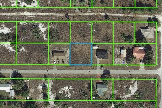null bed null bath Vacant Land at 2466 W NEWTON RD AVON PARK, FL, 33825 is for sale at 5k - google static map