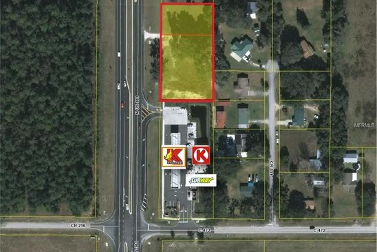 null bed null bath Vacant Land at  Tbd N US Hwy Oxford, FL, 34484 is for sale at 600k - google static map