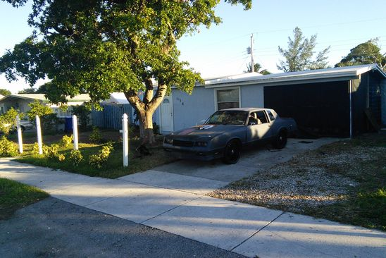 4 bed 2 bath Single Family at 1416 NE 54th St Pompano Beach, FL, 33064 is for sale at 200k - google static map