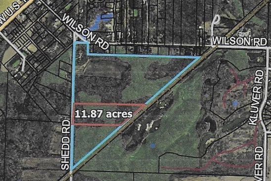 null bed null bath Vacant Land at 19339 Shedd Rd New Buffalo, MI, 49117 is for sale at 85k - google static map