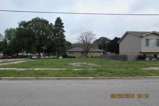 null bed null bath Vacant Land at 2344 W 144th St Posen, IL, 60469 is for sale at 19k - google static map