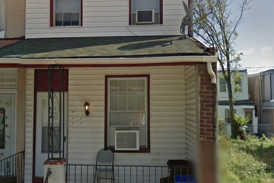 3 bed 1 bath Single Family at 251 Wannamaker Philadelphia, PA, 19139 is for sale at 45k - google static map