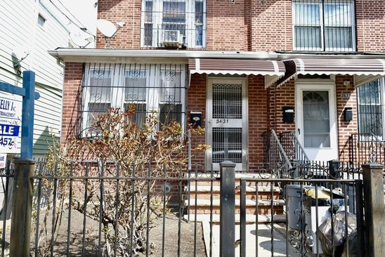 3 bed 2 bath Single Family at 3431 62nd St Flushing, NY, 11377 is for sale at 959k - google static map