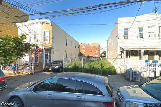 null bed null bath Vacant Land at 1713 TAYLOR AVE BRONX, NY, 10460 is for sale at 219k - google static map