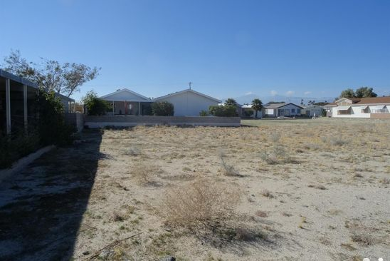 null bed null bath Vacant Land at 0 Barrel Cactus Desert Hot Springs, CA, 92240 is for sale at 20k - google static map