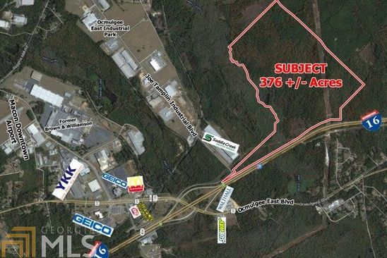 null bed null bath Vacant Land at 400 Joe Tamplin Blvd Macon, GA, 31217 is for sale at 1.50m - google static map