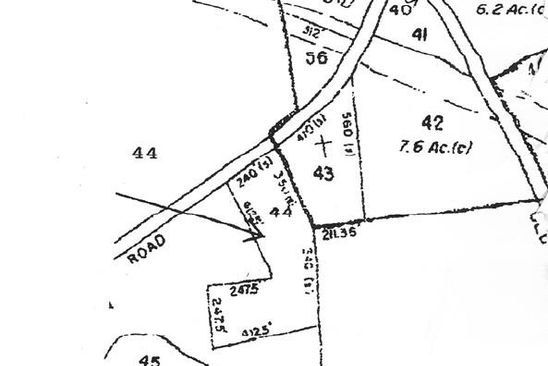 null bed null bath Vacant Land at 44 Athol Rd Royalston, MA, 01368 is for sale at 30k - google static map