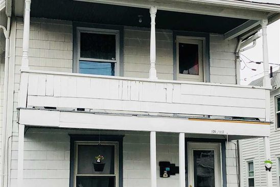 4 bed 2 bath Multi Family at 106 Endicott Ave Johnson City, NY, 13790 is for sale at 80k - google static map