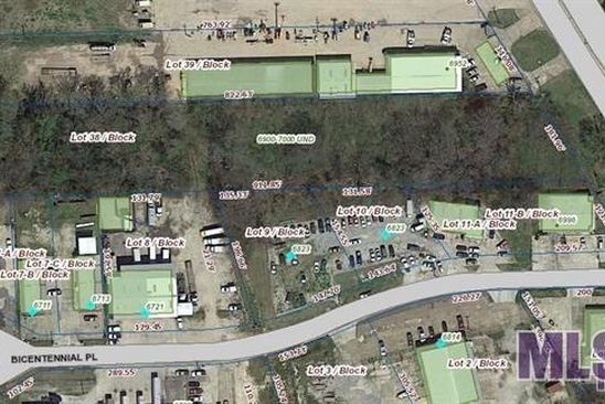 null bed null bath Vacant Land at 6900 Airline Hwy Baton Rouge, LA, 70805 is for sale at 239k - google static map