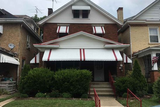 4 bed 3 bath Single Family at 1116 10TH ST HUNTINGTON, WV, 25701 is for sale at 99k - google static map