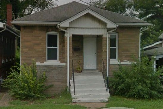 2 bed 1 bath Single Family at 2132 MARTIN LUTHER KING DR EAST SAINT LOUIS, IL, 62205 is for sale at 9k - google static map