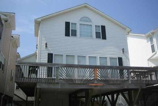3 bed 3 bath Single Family at 6001 S Ocean Blvd Myrtle Beach, SC, 29575 is for sale at 190k - google static map