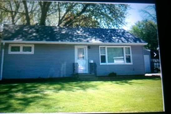 3 bed 2 bath Single Family at 1637 N 25TH ST FORT DODGE, IA, 50501 is for sale at 125k - google static map