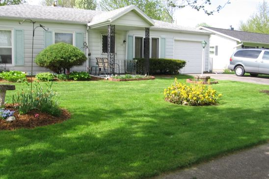 3 bed 1 bath Single Family at 82 SENECA DR CANANDAIGUA, NY, 14424 is for sale at 124k - google static map