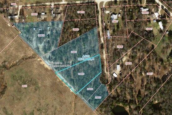 null bed null bath Vacant Land at 17912 Last Frontier Quinlan, TX, 75474 is for sale at 50k - google static map