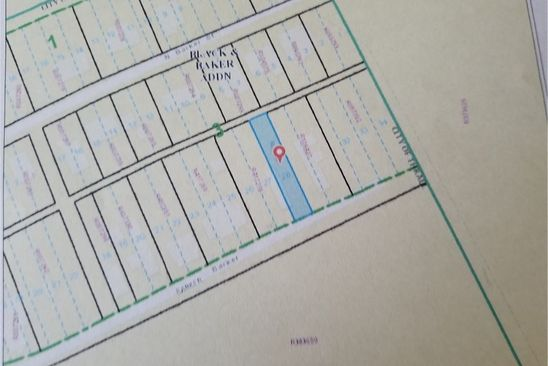 null bed null bath Vacant Land at 00 Barker St Thrall, TX, 76578 is for sale at 29k - google static map