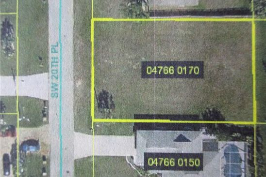 null bed null bath Vacant Land at 4615 SW 20TH PL CAPE CORAL, FL, 33914 is for sale at 47k - google static map