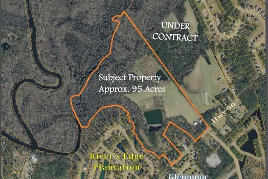 null bed null bath Vacant Land at  Tbd 95 Acres Hwy Conway, SC, 29526 is for sale at 2.15m - google static map