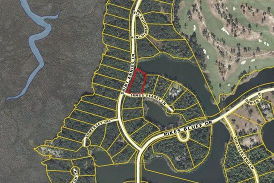 null bed null bath Vacant Land at 170 Saint Annie's Lane (Lot St. Simons Island, GA, 31522 is for sale at 369k - google static map