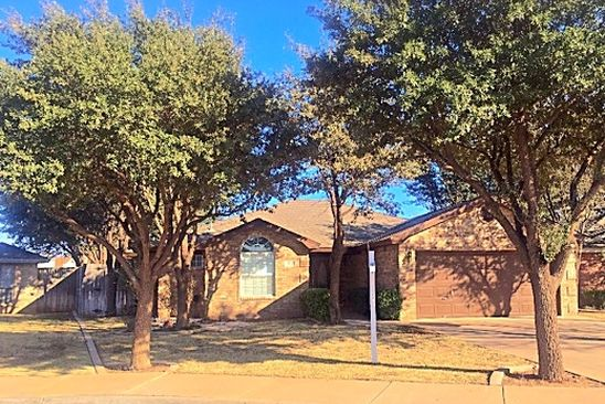 4 bed 2 bath Single Family at 144 N UTICA AVE LUBBOCK, TX, 79416 is for sale at 190k - google static map