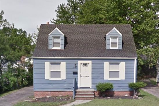 3 bed 2 bath Single Family at 3934 E 177TH ST CLEVELAND, OH, 44128 is for sale at 54k - google static map