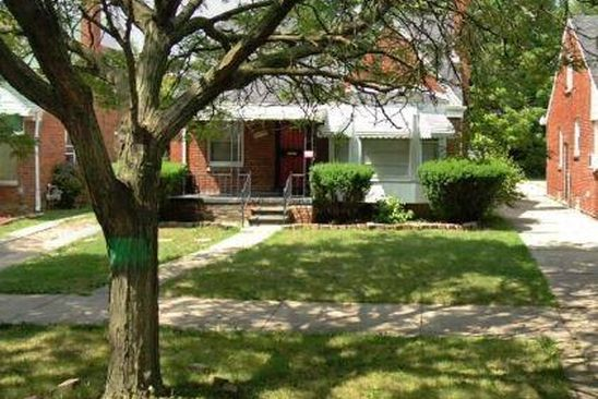 3 bed 1 bath Single Family at 20259 Fairport St Detroit, MI, 48205 is for sale at 47k - google static map