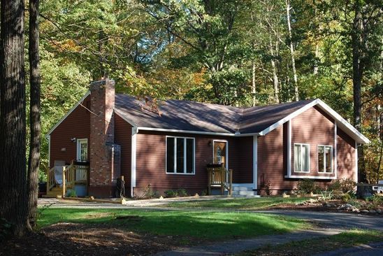 3 bed 2 bath Single Family at 1 BRENDA LN BELCHERTOWN, MA, 01007 is for sale at 250k - google static map