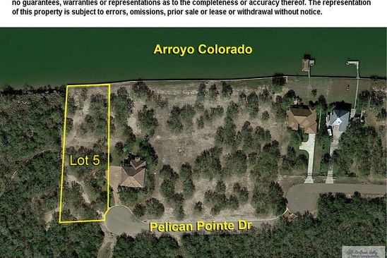 null bed null bath Vacant Land at  Pelican Pointe Dr Arroyo City, TX, 78583 is for sale at 195k - google static map