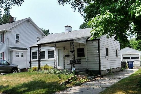 2 bed 1 bath Single Family at 754 BARCLAY DR TOLEDO, OH, 43609 is for sale at 25k - google static map