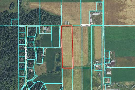 null bed null bath Vacant Land at 10 Ac S 450 W Victor, ID, 83455 is for sale at 110k - google static map