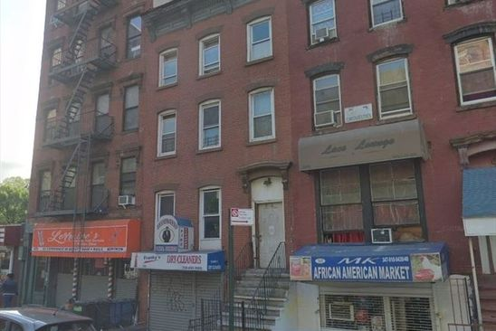 6 bed 3 bath Multi Family at 370 WILLIS AVE BRONX, NY, 10454 is for sale at 1.30m - google static map